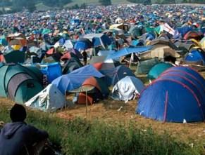 Sea of Tents
