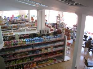 New Apsara Supermarket